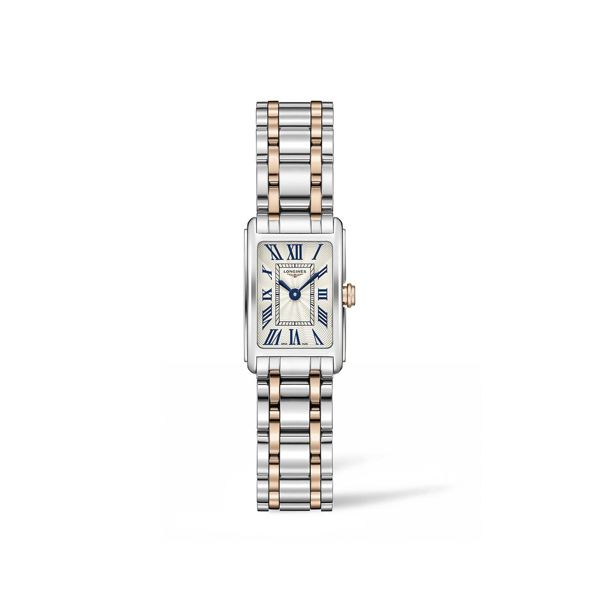 L52585717 — Longines DolceVita 17mm Stainless Steel/Gold 18K