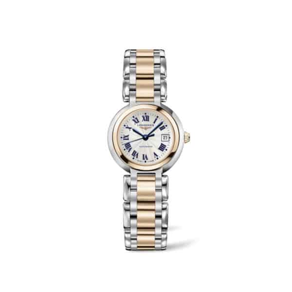 L81115786 — Longines PrimaLuna 26mm Stainless Steel/Gold Cap 200 Automatic