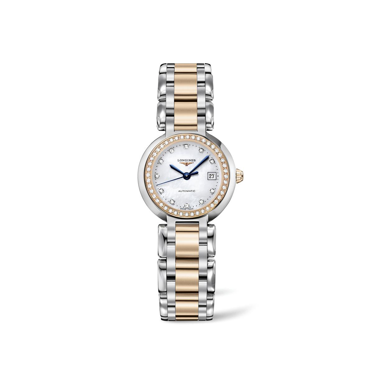 L81115896 — Longines PrimaLuna 26mm Stainless Steel/Gold 18K Automatic