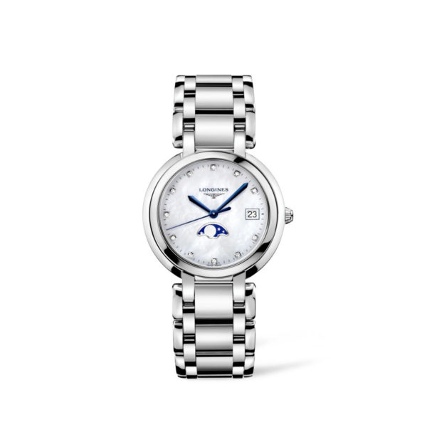 L81164876 — Longines PrimaLuna 34mm Stainless Steel
