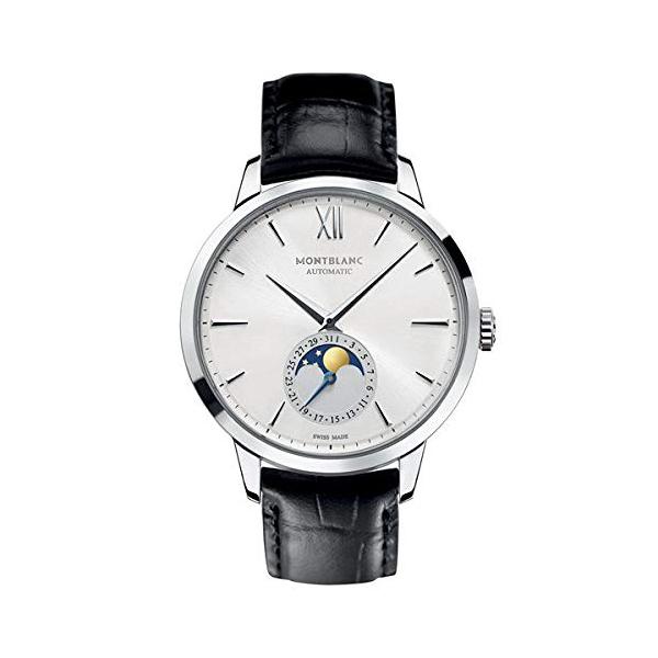 110699 — Montblanc Meisterstuck Herritage Moonstruck Watch
