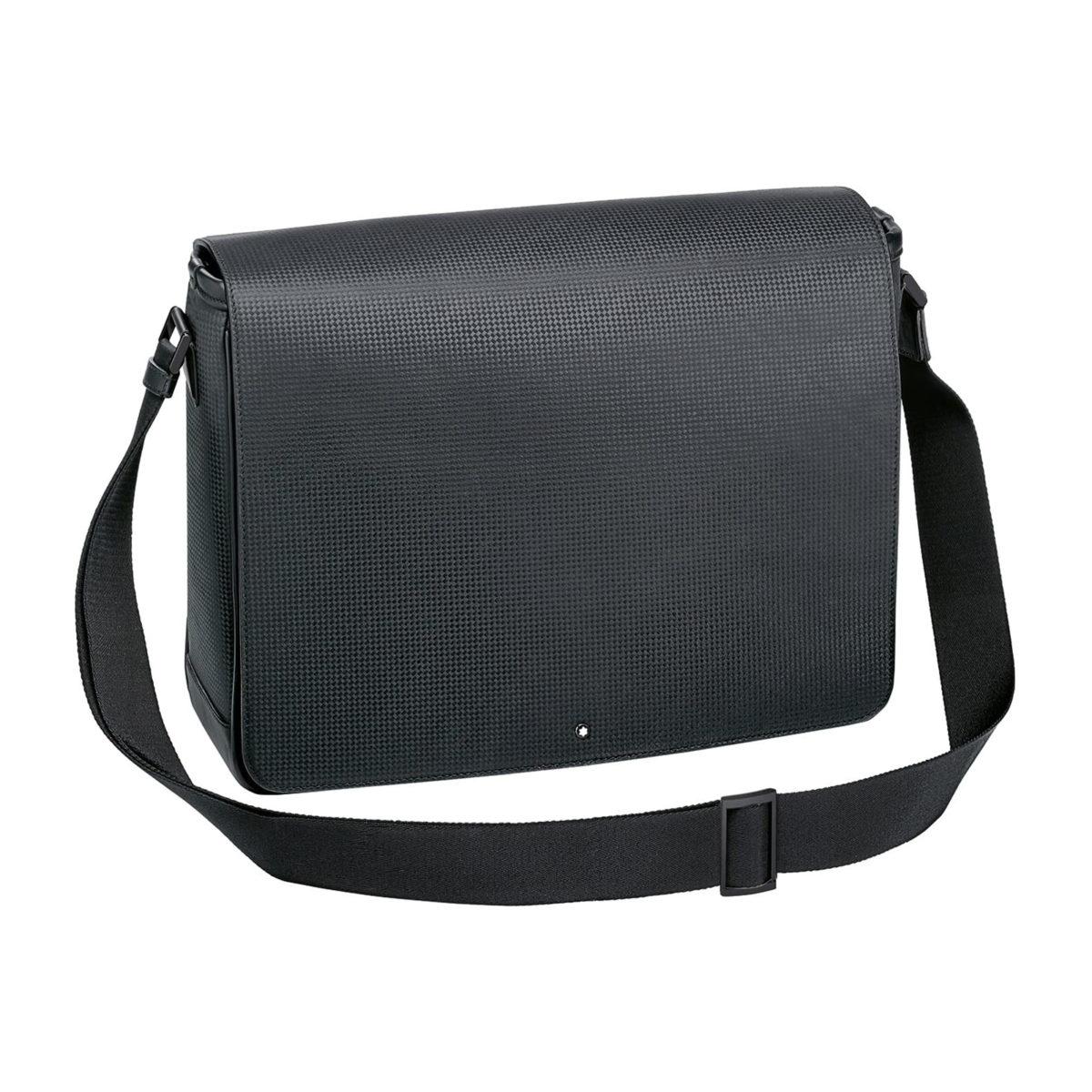 111136 — Montblanc Extreme Messenger Bag Black