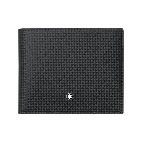 111144 — Montblanc Extreme Wallet 8Cc Black
