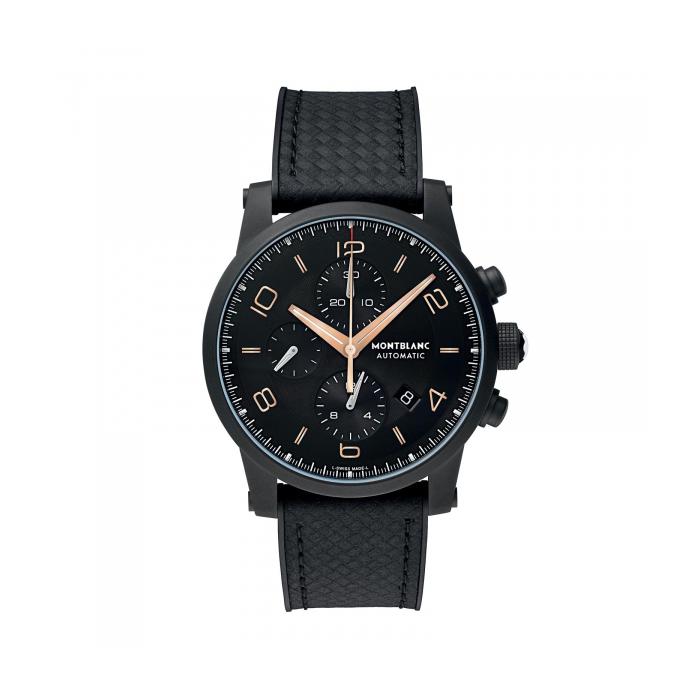 111684 — Montblanc Mb Timewalker Extreme Chronograph Dlc