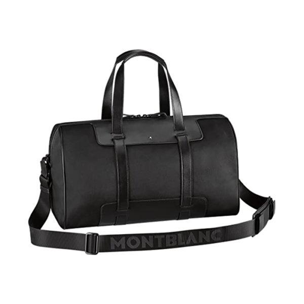 113132 — Montblanc Mb Nfl Cabin Bag 45 Black