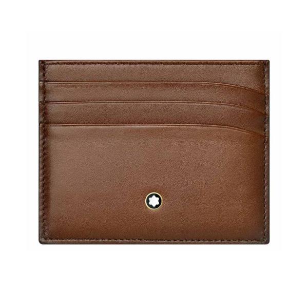 113173 — Montblanc Mst Sel Sfumato Pocket 6Cc Brown