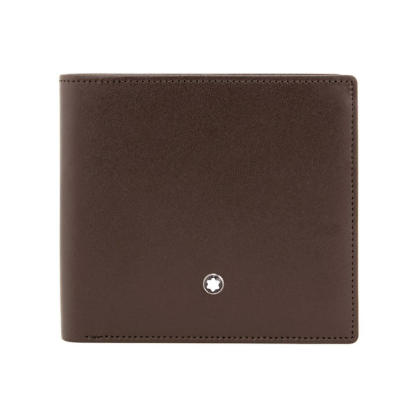114544 — Montblanc Mst Wallet 8Cc Brown