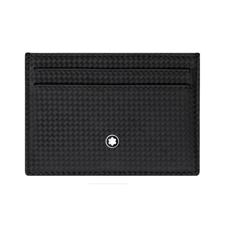 114638 — Montblanc Mb Extreme Pocket 5 Cc Black