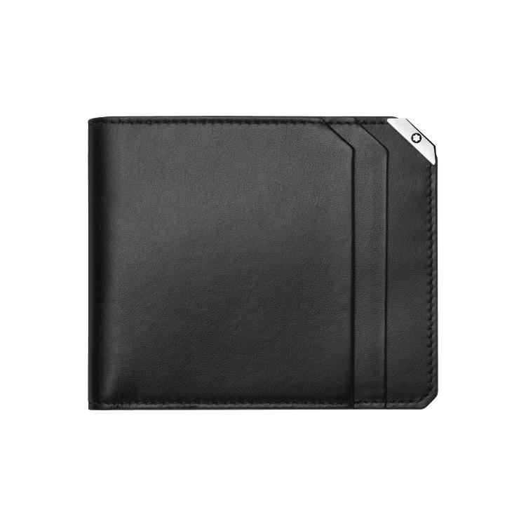 114667 — Montblanc Mb Urban Spirit Wallet 8Cc Black