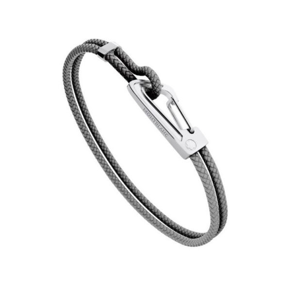 11498963 — Montblanc Bracelet, Woven Steel, M