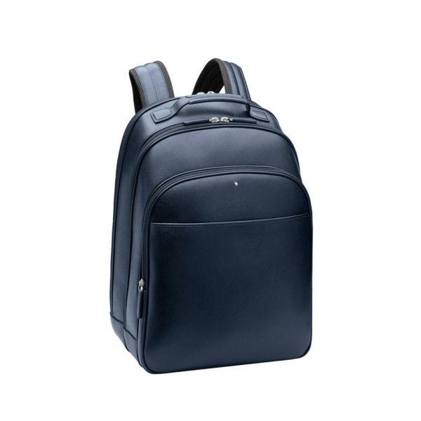 115630 — Montblanc Mb Sartorial Backpack Large Indigo