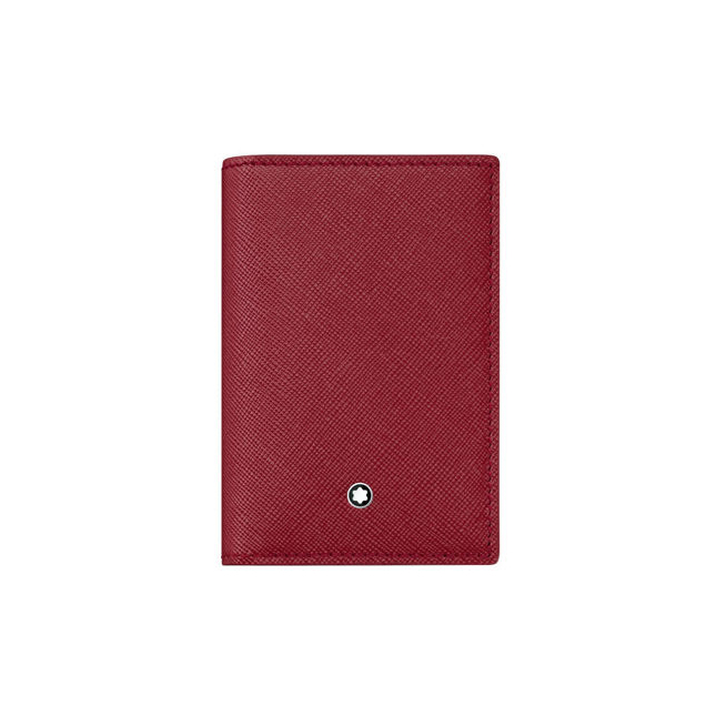 115848 — Montblanc Mb Sartorial Bch With Gusset Red