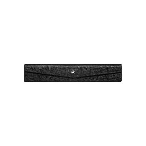116331 — Montblanc Mb Sartorial 1 Pen Pouch Foldable Black