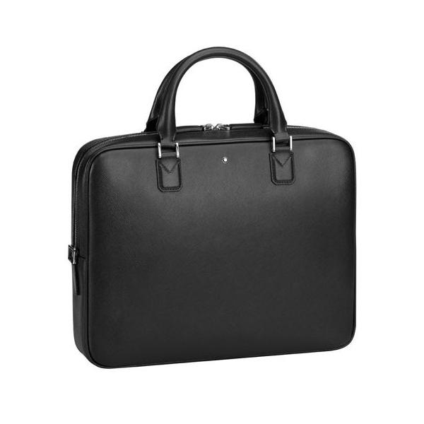 116756 — Montblanc Mb Sartorial Document Case Slim Black