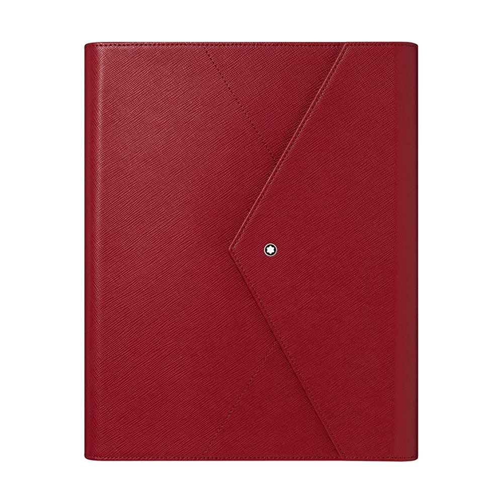 117368 — Montblanc Set Augmented Paper Sartorial Red