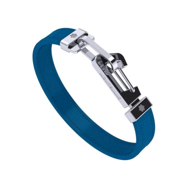 12382368 — Montblanc Br Wrap Me, Blue Lea, Carabin, 68