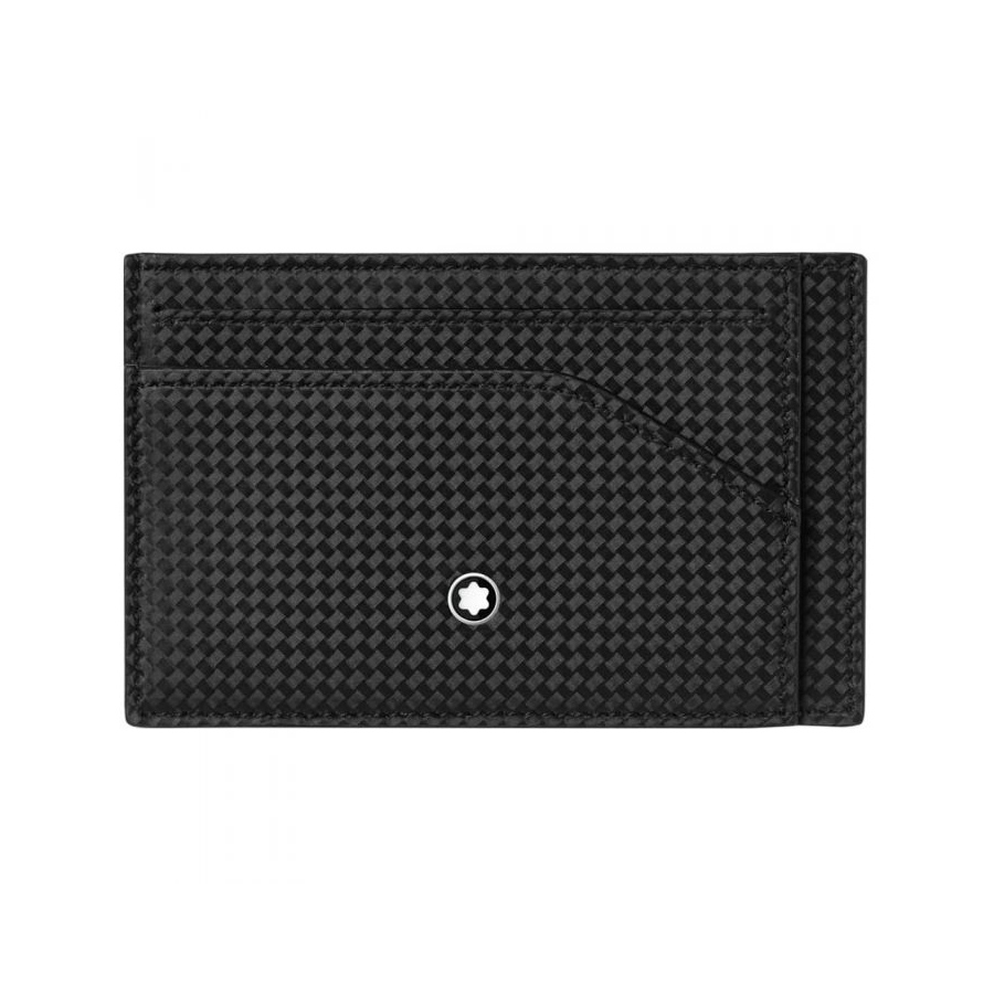 123956 — Montblanc Mb Extreme 2.0 Pockethold 3Cc Zip Bk