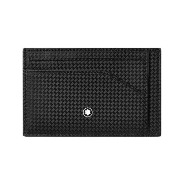 123957 — Montblanc Mb Extreme 2.0 Pocket Holder 6Cc Bk