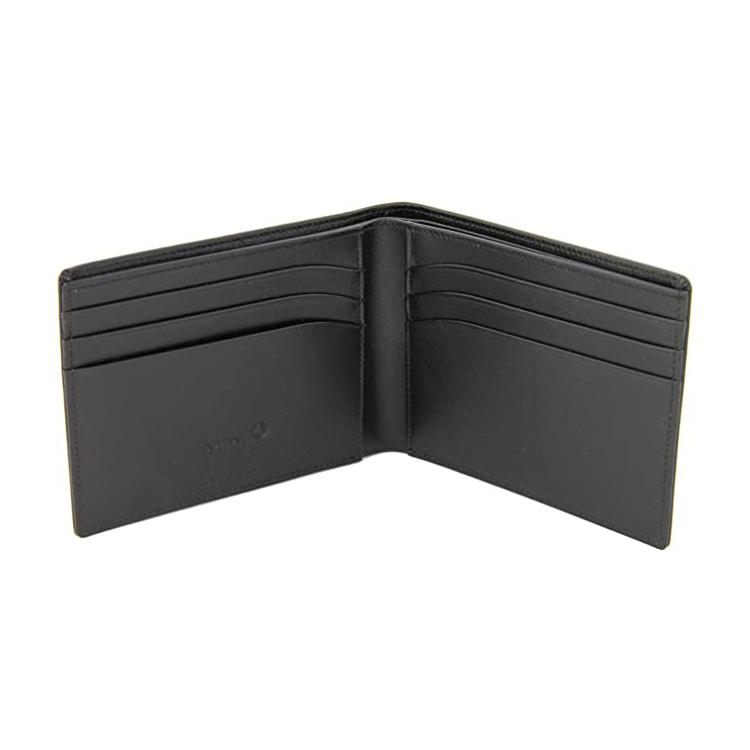 14548 — Montblanc Mst Wallet 6Cc Black