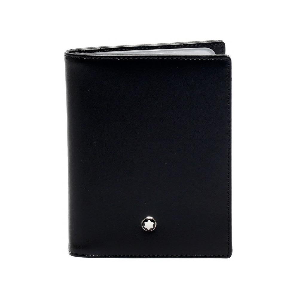 5527 — Montblanc Mst Multi Credit Card Case Black